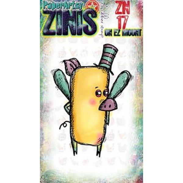 Paper Artsy Zinski Art Zinis 17