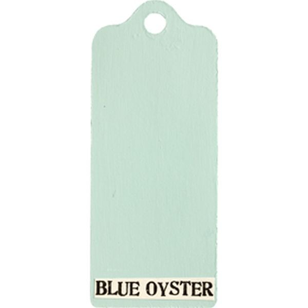 Fresco Finish Blue Oyster - Opaque
