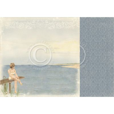 Pion Design Shoreline Treasures Warm Breeze