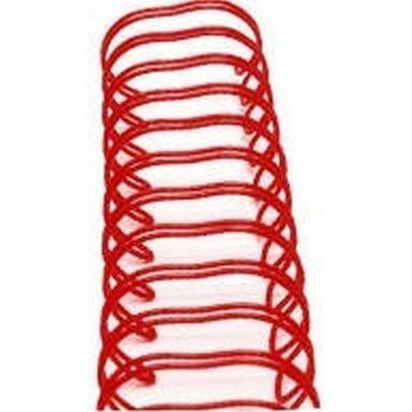 Zutter Bindings Red 1/2 Inch 6er-Pack