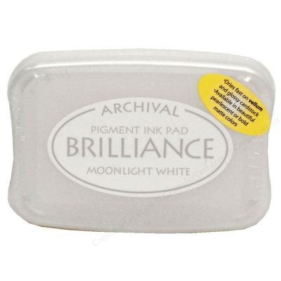 Brilliance Pad Moonlight White