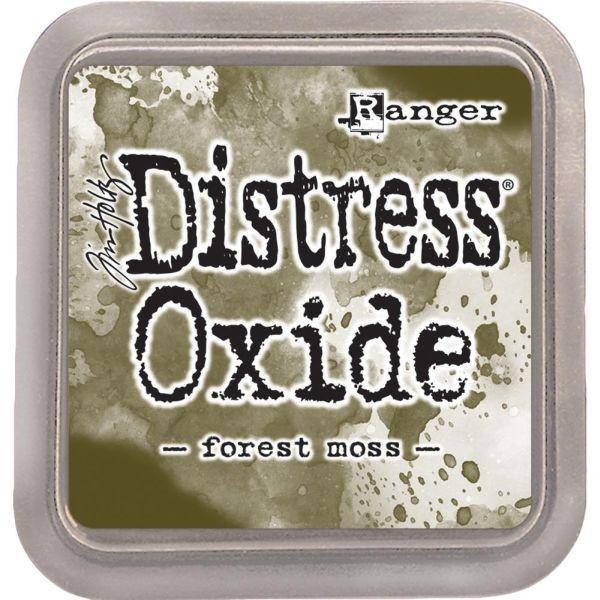 Tim Holtz Distress Oxide Pad Forest Moss