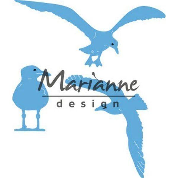 Marianne D Creatables Seagulls
