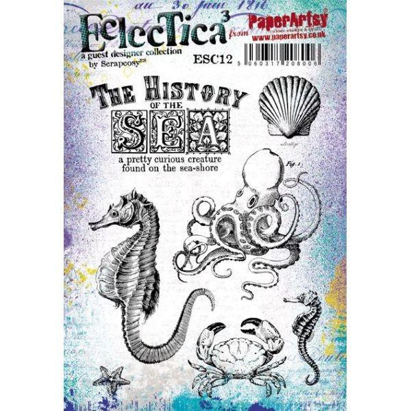 Paper Artsy Eclectica by Scrapcosy 12