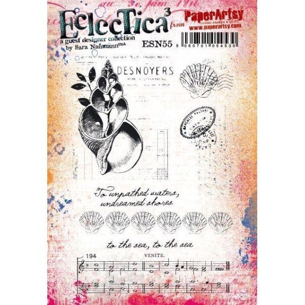 Paper Artsy Eclectica by Sara Naumann 55