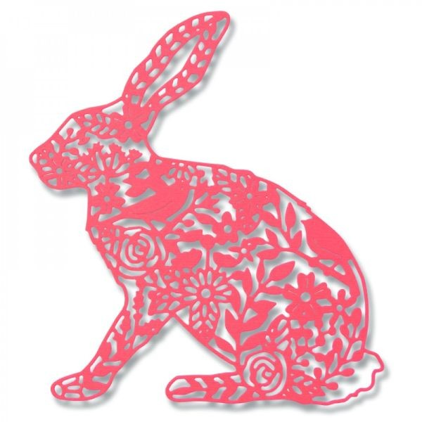 Sizzix Thinlits Wild Rabbit