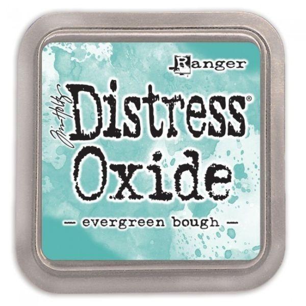 Tim Holtz Distress Oxide Pad Evergreen Bough