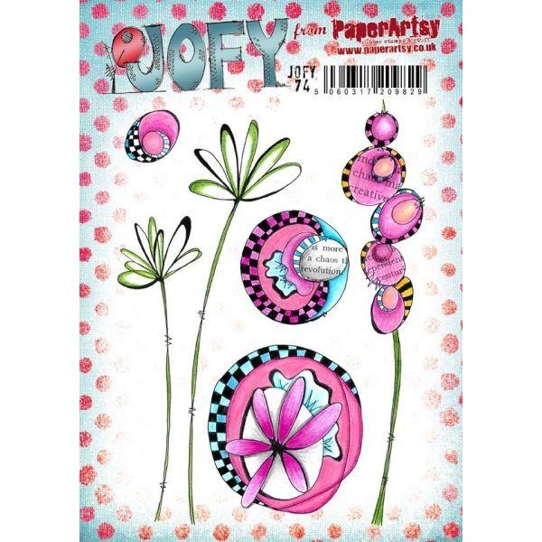 Paper Artsy JOFY Plate 74
