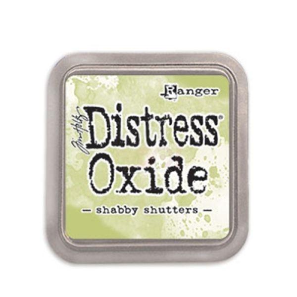 Tim Holtz Distress Oxide Pad Shabby Shutters