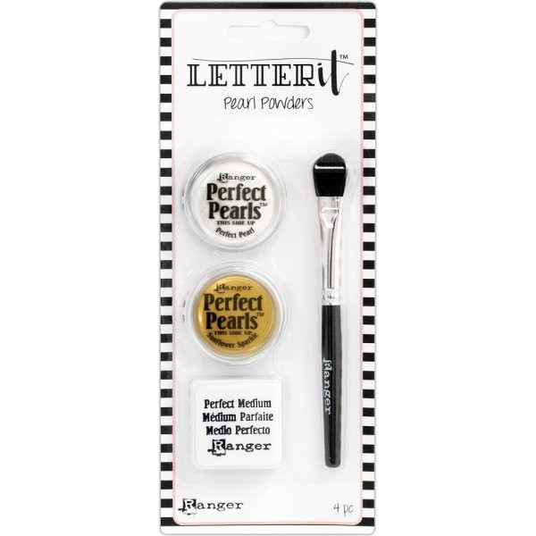 Letter It Perfect Pearls Kit No. 4