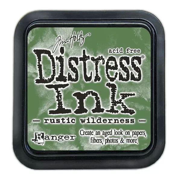 Distress Ink Pad Rustic Wilderness