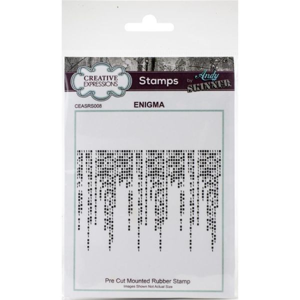 Andy Skinner Rubberstamp Enigma