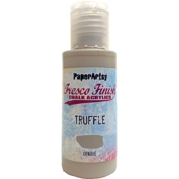 Fresco Finish 16 Neutrals Truffle - Opaque