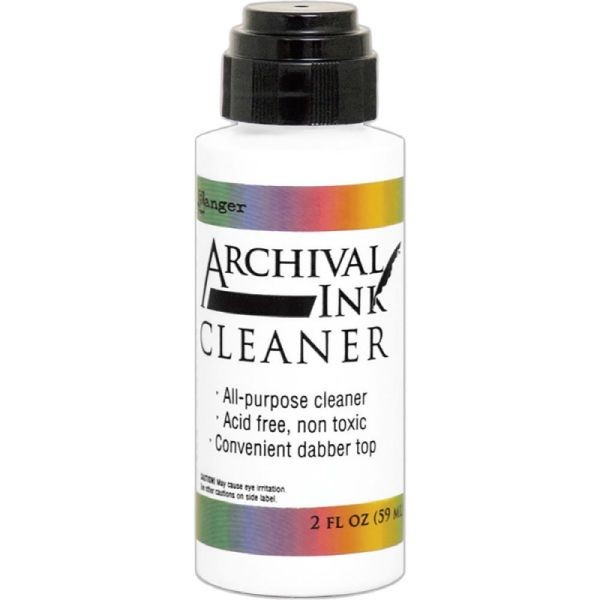 Ranger Archival Ink Cleaner