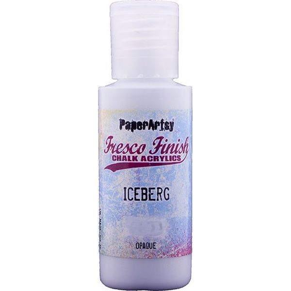 Fresco Finish Ice Berg - Opaque