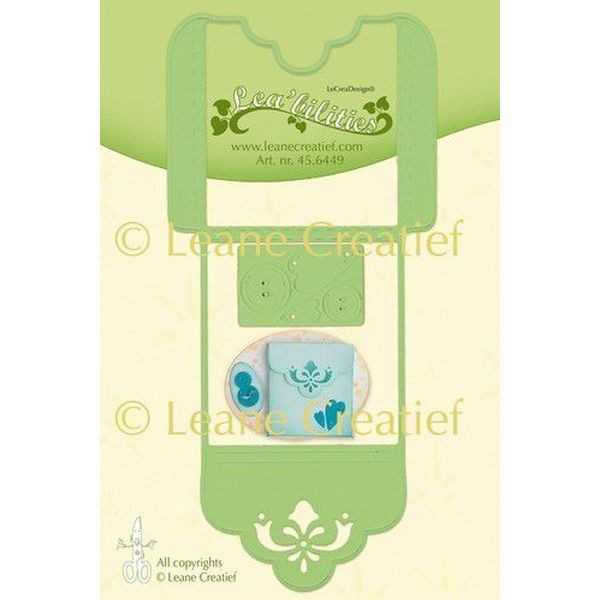 LeaBilities Pocket Little Bag