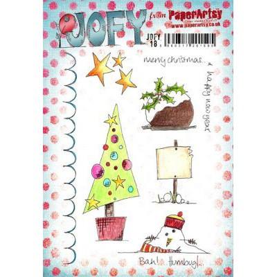 Paper Artsy JOFY Plate 18