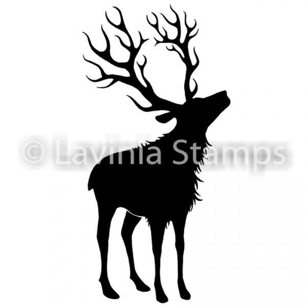 Lavinia Stamps Reindeer Large