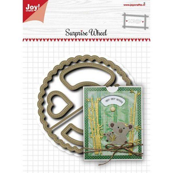 Joy! Crafts Noor Design Dies Surprise Wheel