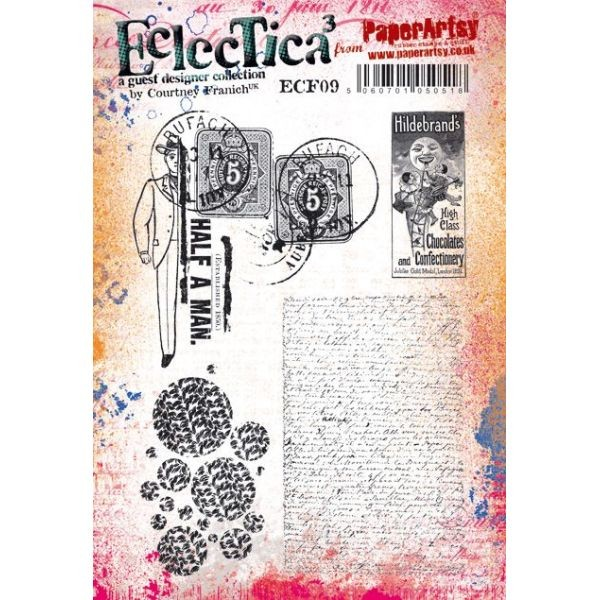 Paper Artsy Eclectica by Courtney Franich 09