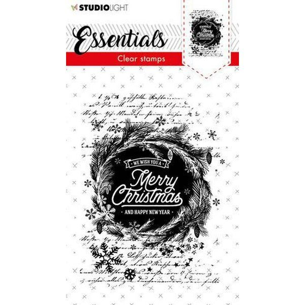 Studio Light Essentials Clearstamps A7 No. 468