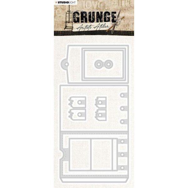 Studio Light Grunge Artist´s Atelier Die No. 24
