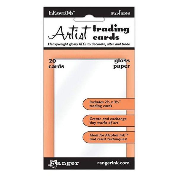 Inkssentials Gloss Paper ATC