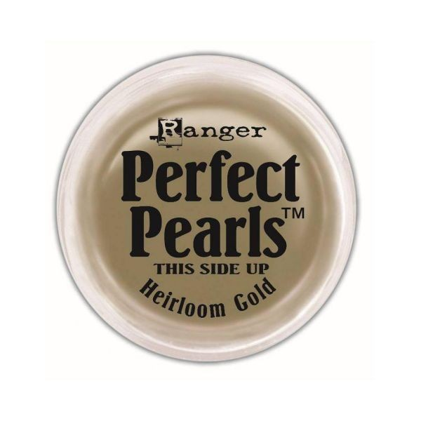 Perfect Pearls Pigment Powder Heirloom Gold