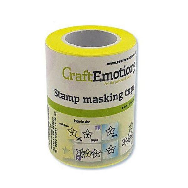CE Stamp Masking Tape
