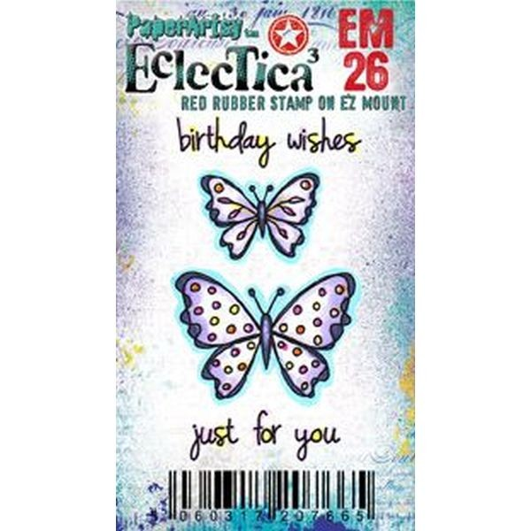 Paper Artsy Eclectica by Kay Carley Mini 26