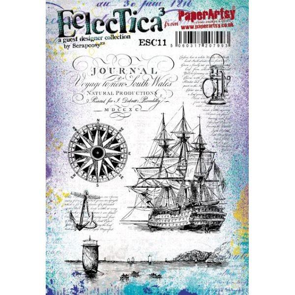Paper Artsy Eclectica by Scrapcosy 11