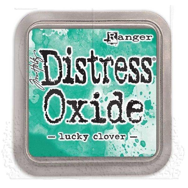 Tim Holtz Distress Oxide Pad Lucky Clover
