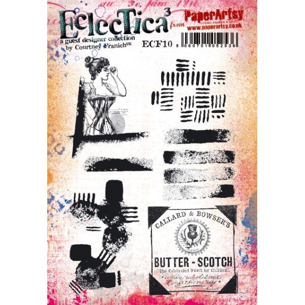 Paper Artsy Eclectica by Courtney Franich 10