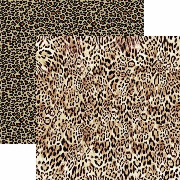 Reminisce Fashion Week Paper Leopard