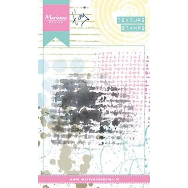 Marianne D Texture Stamps Imprint