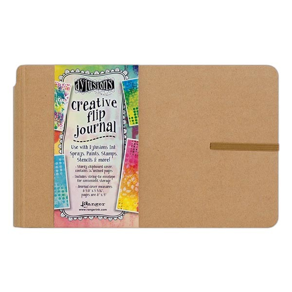 Dylusions Creative Flip-Journal Small