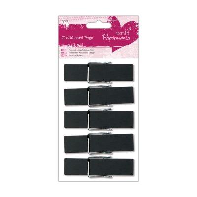 Papermania Chalkboard Pegs