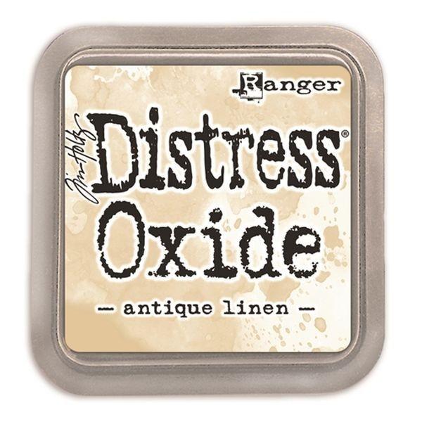 Tim Holtz Distress Oxide Pad Antique Linen