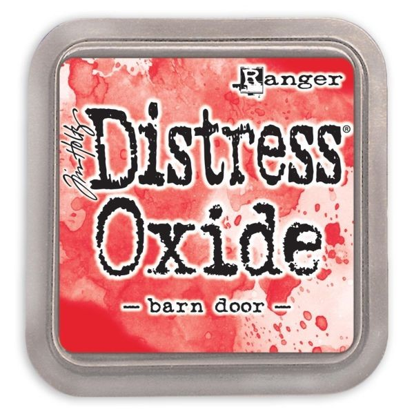 Tim Holtz Distress Oxide Pad Barn Door