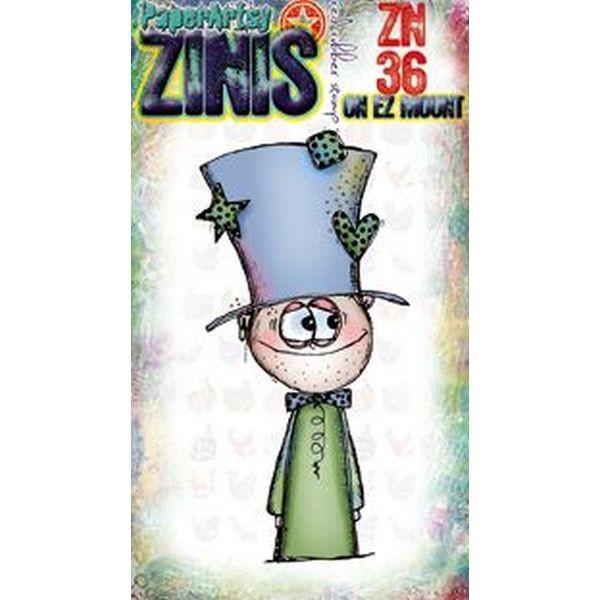 Paper Artsy Zinski Art Zinis 36