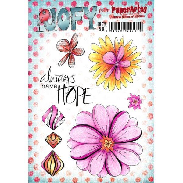 Paper Artsy JOFY Plate 98