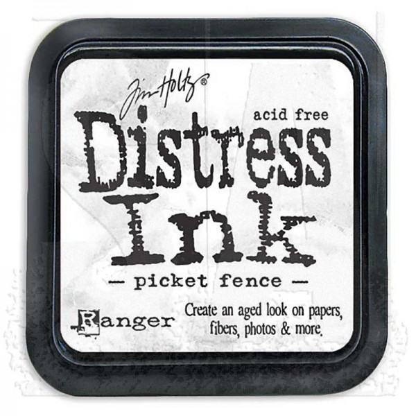 Distress Pad Picket Fence