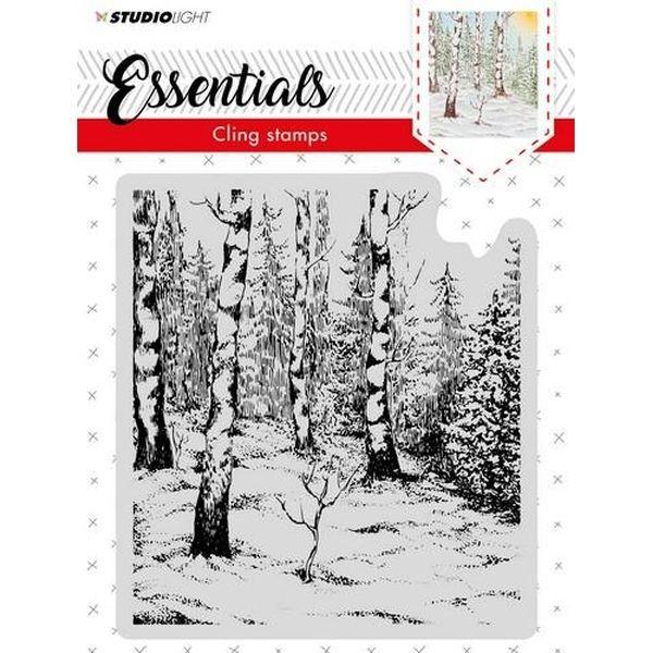 Studio Light Clingstamps Essentials Christmas No. 01
