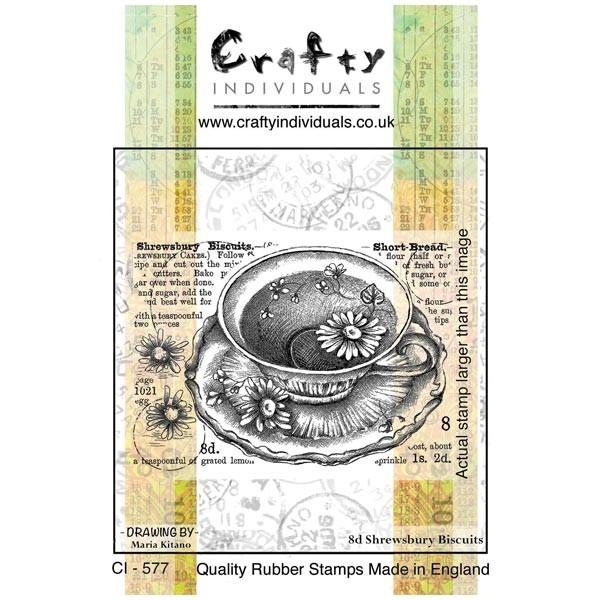 Crafty Individuals '8 Shrewsbury Biscuit