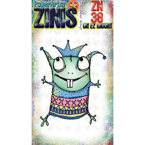 Paper Artsy Zinski Art Zinis 38