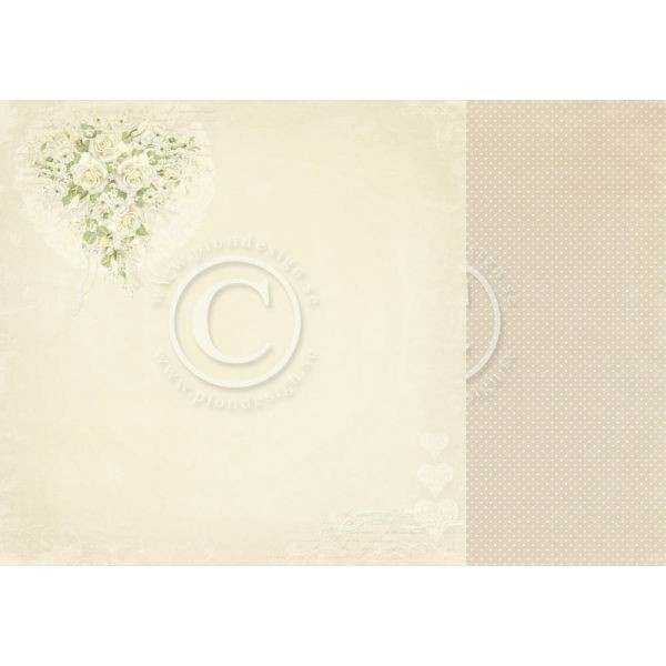 Pion Design Vintage Wedding Bridal Bouquet