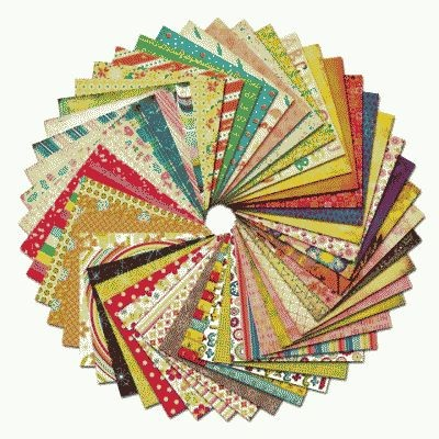 Paper Grab Bag Scrapbookpapier-Überraschung 3er-Set