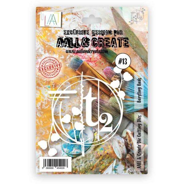 AALL & Create Die-Cutting Set #13 Bursting Buds