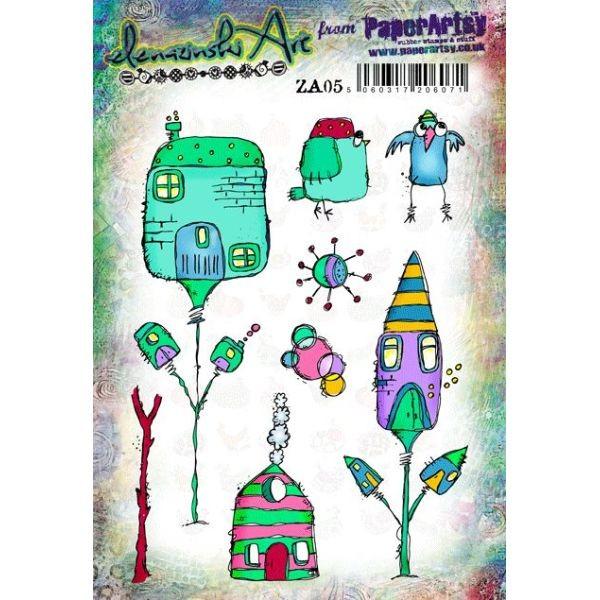 Paper Artsy Zinski Art 05