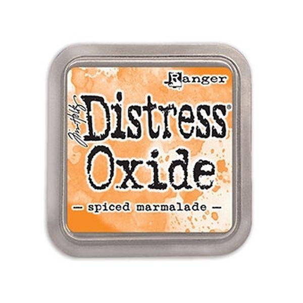 Tim Holtz Distress Oxide Pad Spiced Marmalade